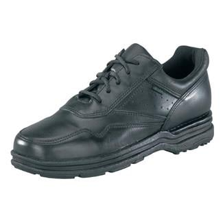 Rockport Works Postwalk Postal Athletic Oxford Black