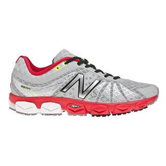 New Balance 890v4 Red / Silver