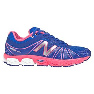 New Balance 890v4 Blue / Pink
