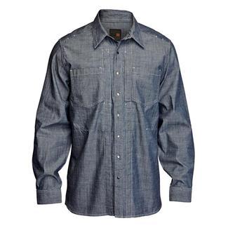 5.11 Chambray Shirt Indigo
