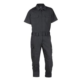 5.11 Taclite EMS Jumpsuit S/S Black