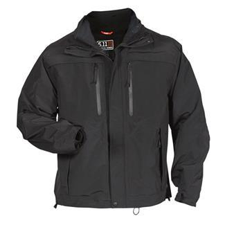 5.11 Valiant Duty Jackets Black