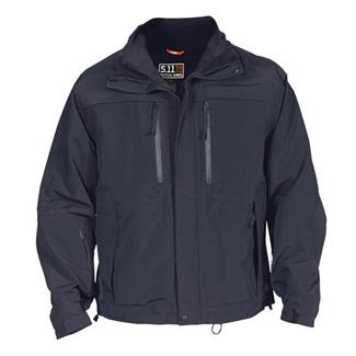 5.11 Valiant Duty Jackets Dark Navy