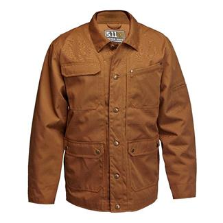 5.11 Ranch Coats Battle Brown
