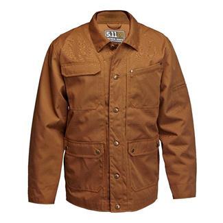 5.11 Ranch Coats Battle Brown