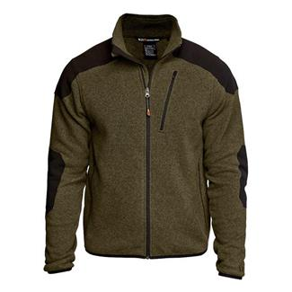 5.11 Tactical Full Zip Sweater Field Green