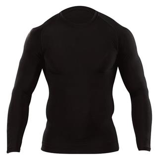 5.11 Tight Crew Long Sleeve Shirt Black
