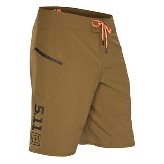 5.11 RECON Vandal Shorts Battle Brown