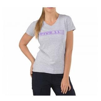 5.11 Drill Master T-Shirt Heather Gray