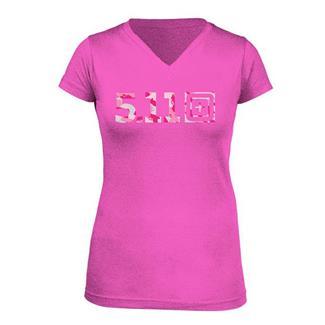 5.11 Urban Assault T-Shirt Pink