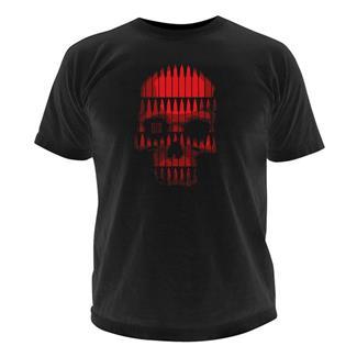 5.11 Bullet Skull T-Shirt Black