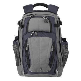 5.11 COVRT 18 Backpack Blue Depth / Steel Grey