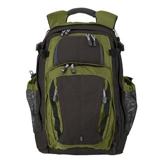 5.11 COVRT 18 Backpack Mantis Green / Dark Oak