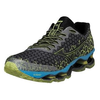 Mizuno Wave Prophecy 3 Dark Slate / Silver / Lime Punch