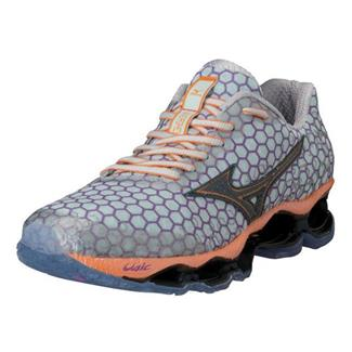 Mizuno Wave Prophecy 3 Dusty Aqua / Dark Slate / Bright Marigold