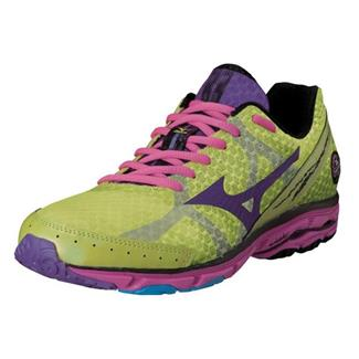 Mizuno Wave Rider 17 Lime Punch / Pansy / Electric