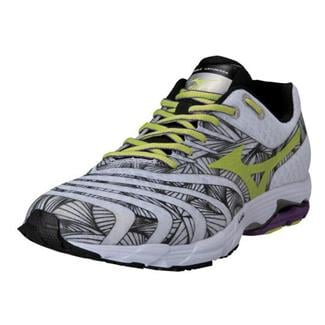 Mizuno Wave Sayonara White / Lime Punch / Black