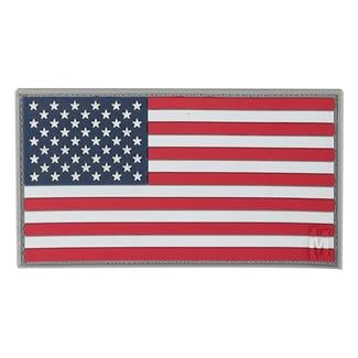 Maxpedition USA Flag Patch Full Color