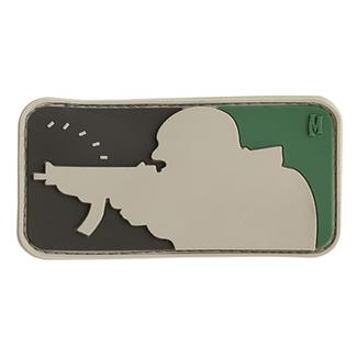 Maxpedition Major League Shooter Patch Arid