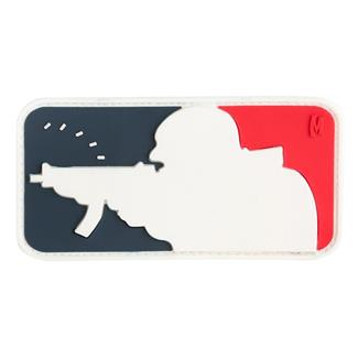 Maxpedition Major League Shooter Patch Full Color