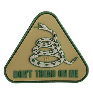 Maxpedition Don't Tread On Me Patch Arid