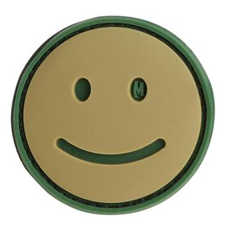 Maxpedition Happy Face Patch Arid