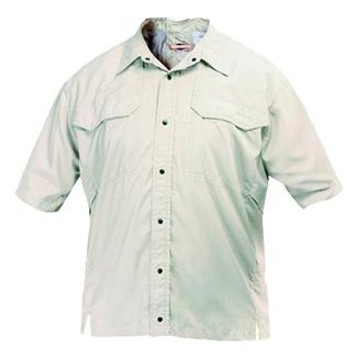 24-7 Series Concealment Camp Shirt Khaki