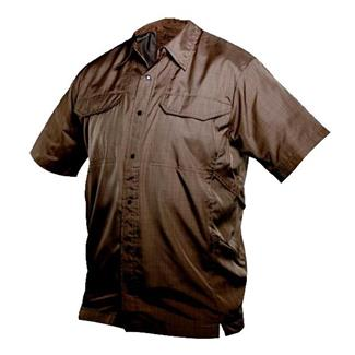 24-7 Series Concealment Camp Shirt Coyote