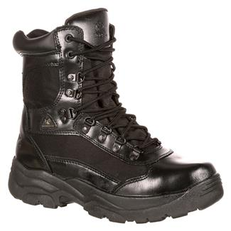 "Rocky 8"" Fort Hood WP Black"