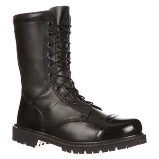 "Rocky 10"" Jump Boot SZ Black"