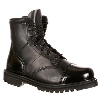 "Rocky 7"" Jump Boot SZ Black"