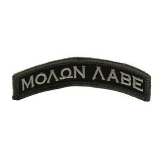 Mil-Spec Monkey Molon Labe Tab Patch Swat