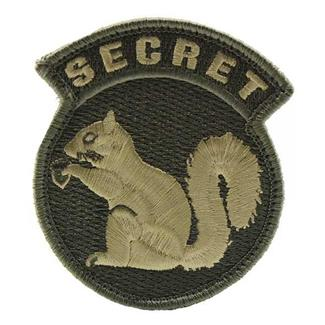 Mil-Spec Monkey Secret Squirrel Patch ACU-Light
