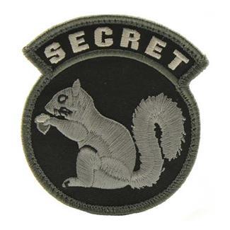 Mil-Spec Monkey Secret Squirrel Patch Swat