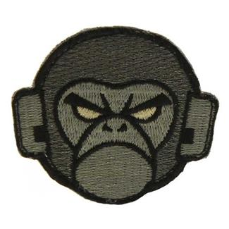 Mil-Spec Monkey Monkey Head Logo Patch ACU-Dark
