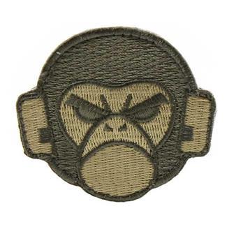 Mil-Spec Monkey Monkey Head Logo Patch ACU-Light