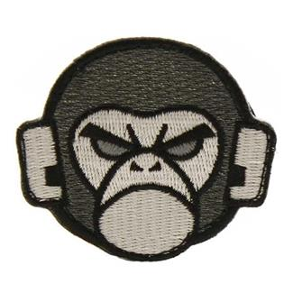 Mil-Spec Monkey Monkey Head Logo Patch Swat