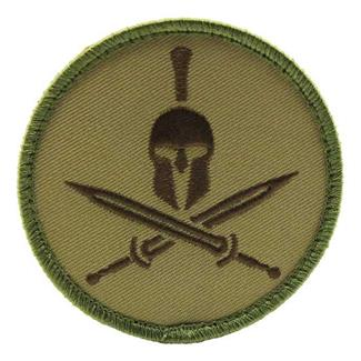 Mil-Spec Monkey Spartan Helmet Patch Multicam