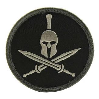 Mil-Spec Monkey Spartan Helmet Patch Swat