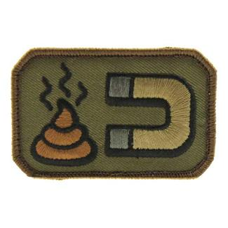 Mil-Spec Monkey Shit Magnet Patch Forest