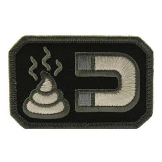 Mil-Spec Monkey Shit Magnet Patch Swat