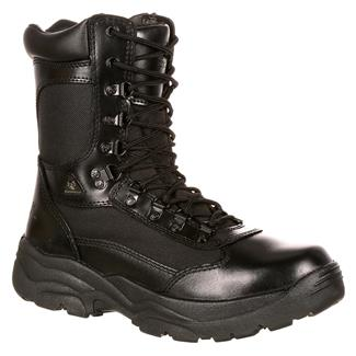 "Rocky 8"" Fort Hood SZ WP Black"