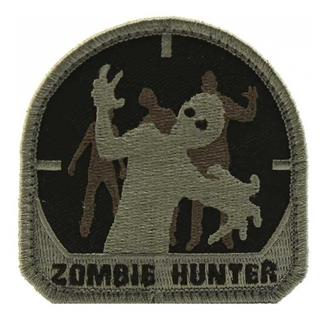 Mil-Spec Monkey Zombie Hunter Patch ACU-B