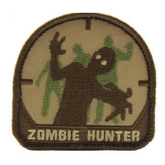 Mil-Spec Monkey Zombie Hunter Patch Arid