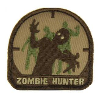 Mil-Spec Monkey Zombie Hunter Patch Arid