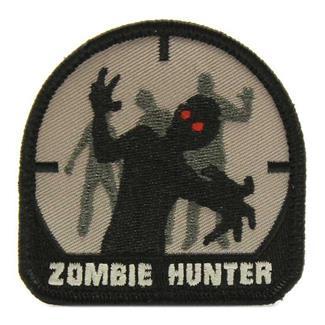 Mil-Spec Monkey Zombie Hunter Patch Swat