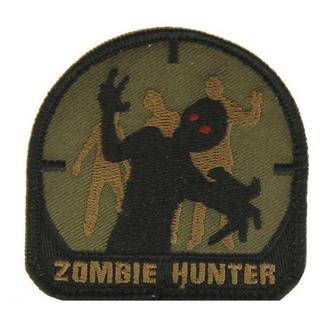 Mil-Spec Monkey Zombie Hunter Patch Forest