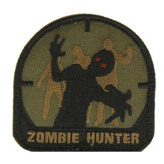 Mil-Spec Monkey Zombie Hunter Patch Forest