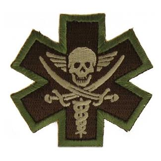 Mil-Spec Monkey Tactical Medic - Pirate Patch MultiCam