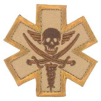 Mil-Spec Monkey Tactical Medic - Pirate Patch Desert